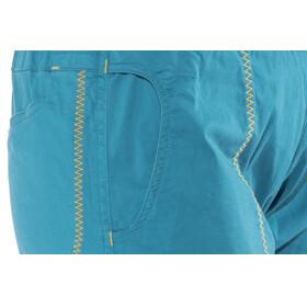 Ocun Pantera Pants Women Capri Blue